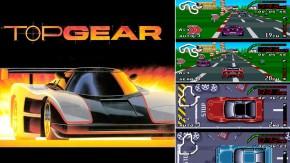 Top Gear: a história do game de corrida que definiu a geração 16 bits