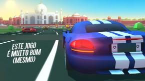Horizon Chase ainda é o melhor jogo de corrida que você pode ter em seu smartphone