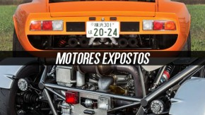 Os carros de rua com motor exposto mais incríveis já feitos – parte 2