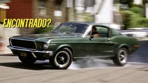 """O Ford Mustang de """"Bullitt"""" pode ter sido encontrado depois de 40 anos"""