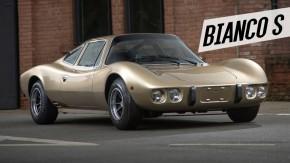 Bianco S: o esportivo com mecânica Volkswagen e cara de protótipo de corrida que brigou com o Puma