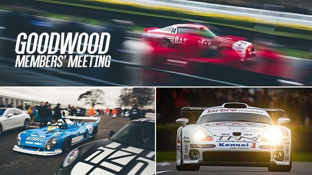 Goodwood Members Meeting 2017: os melhores momentos da 75ª edição do evento