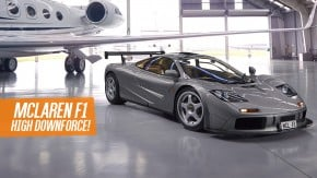 High Downforce: o McLaren F1 mais raro do mundo é ainda mais especial
