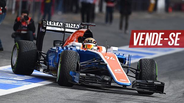 Tem uma equipe de Fórmula 1 inteirinha à venda