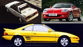 MR2: a história de um dos esportivos mais divertidos da Toyota