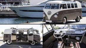 R$ 430 mil: é quanto custa esta VW Kombi Samba Bus 1966 restomod. Mas por quê?