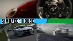 Ferrari 250 GTO no Assetto Corsa, Jaguar F-Type no Project CARS 2, GT Sport em beta teste, novo volante Thrustmaster e muito mais!
