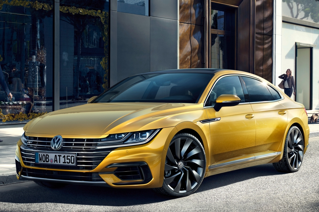 volkswagen arteon o sucessor do passat cc fica mais invocado e assume o downsizing de vez. Black Bedroom Furniture Sets. Home Design Ideas