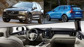 Volvo XC60: terceira geração é apresentada em Genebra – e já está a caminho do Brasil