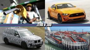 Gasolina chega ao menor preço desde 2015, Mustang é o esportivo mais vendido no mundo,Ferrari terá pista de kart em navio e mais!