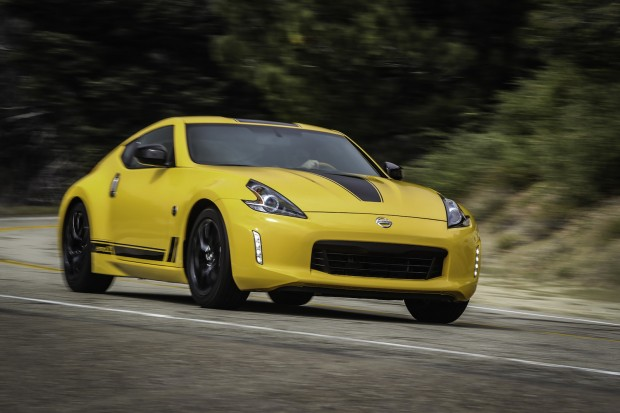 2018 Nissan 370Z Heritage Edition photo 8