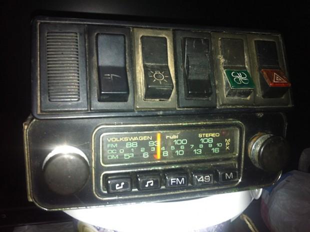 3 - radio e teclado