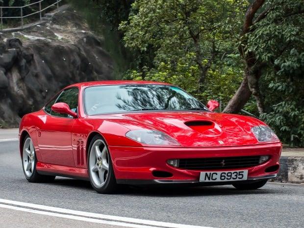 Ferrari 575 - NC6935