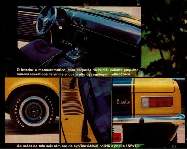 Chevette GP 1976