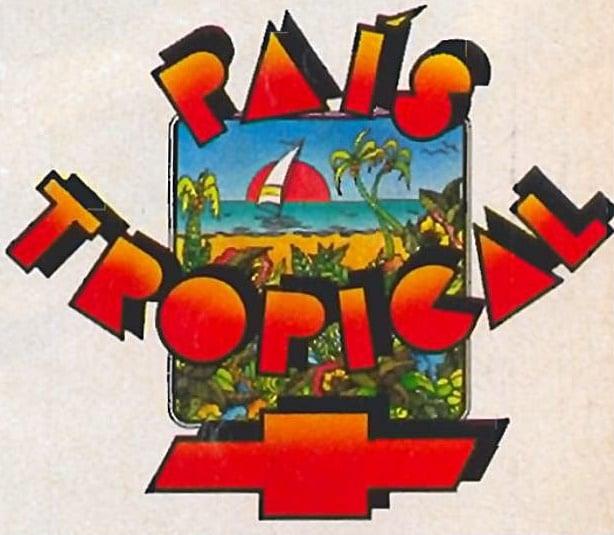 Chevette Pais Tropical logo em HD