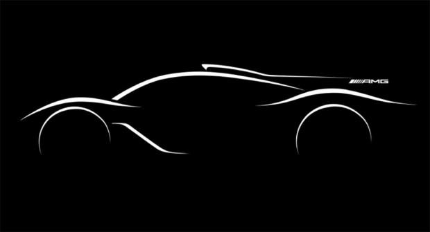 Mercedes AMG Project One -1