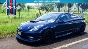 Toyota Celica GT: mais upgrades e o segundo time attack do PC #114