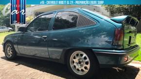 Project Cars #16: como meu Kadett 2.4 de trackday se transformou em um GSI restmod