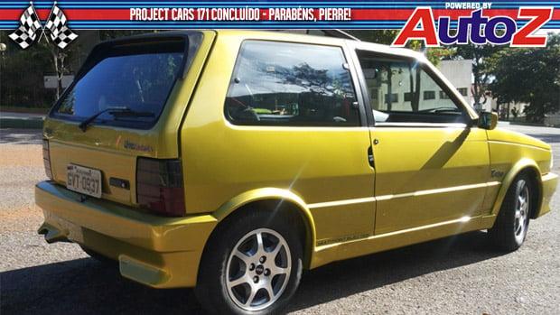 Project Cars #171: meu Fiat Uno Turbo está concluído!