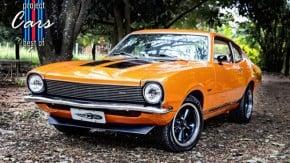 Ford Maverick Super V8: relembre a historia do Project Cars #229