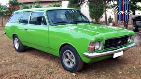 Chevrolet Caravan V8: relembre a história do Project Cars #262