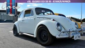 Project Cars #305: a preparação dos cabeçotes do meu Fusca 1300 1961