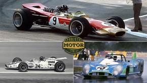 Se liga, Alonso: foi assim que Graham Hill faturou a Tríplice Coroa do automobilismo
