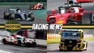 F1 quer motor mais barulhento, Toyota lidera testes do WEC, racha na F-Truck e mais!
