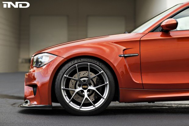 Valencia-Orange-BMW-1M-On-BBS-FI-R-Wheels-2