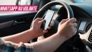 É assim que se acaba com os motoristas que insistem em usar o whatsapp ao dirigir