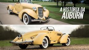 Das carruagens aos superchargers: a história da Auburn Automobile Company