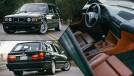 Elekta: o BMW M5 E34 mais raro e chique de todos só podia ser italiano