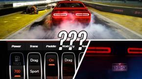 Afinal… o que significavam os enigmas do Dodge Challenger SRT Demon?