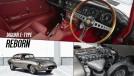 E-Type Reborn: Jaguar vai deixar dez unidades de seu maior clássico novas em folha