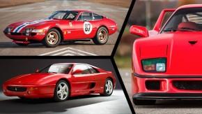 Das berlinetas 250 à LaFerrari: a evolução do design das Ferrari de rua