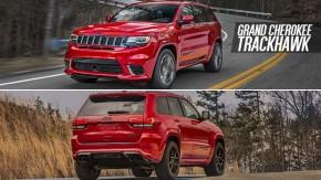 Jeep Grand Cherokee Trackhawk: 717 cv para criar o SUV mais potente (e mais rápido) do planeta