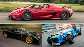 Clube dos 2S: os carros fora-de-série que chegam a 100 km/h em menos de três segundos