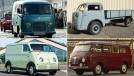 Kombis alternativas: as rivais esquecidas da van da Volkswagen