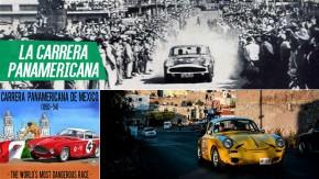 La Carrera Panamericana: a história da maior corrida de automóveis da América Latina