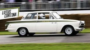 Lotus Cortina: quando Colin Chapman transformou um Ford barato em um monstro