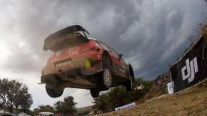 5 cenas bizarras do Mundial de Rally em 2017