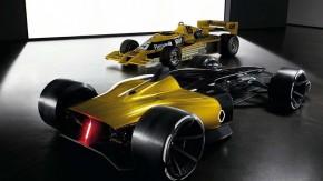 Como será a F-1 em 10 anos? Veja ideia da Renault