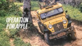 Operation Pineapple: quando três jovens escoteiros foram de Jeep de São Paulo ao Alasca (e voltaram!)
