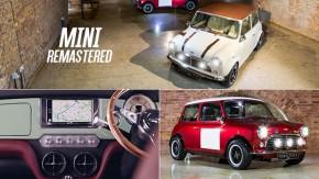 """""""Mini Remastered"""": o novo restomod da David Brown Automotive é a reinvenção de um clássico britânico"""