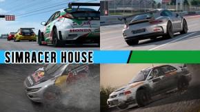 Porsche no Gran Turismo Sport, Rallycross no Project CARS 2, Mundial Virtual da WTCC no RaceRoom e muito mais!