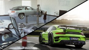 30 anos da TechArt: a história de uma das mais ousadas preparadoras de Porsche do planeta