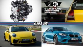 Ford lança 1.5 de três cilindros e 137 cv no Brasil, Classificados GT40 abre para anúncios PF,Novo Porsche GT3 é o 911 mais rápido de Nürburgring e mais!