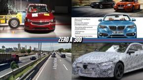 Chevrolet Onix zera crash test, motociclistas são maioria das vítimas nas Marginais de SP, BMW M2 ganha facelift (que ninguém percebeu) e mais!