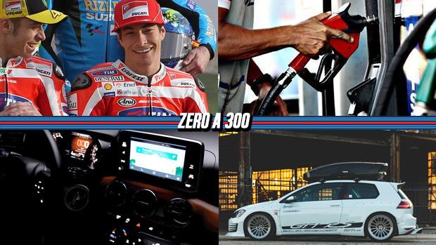Morreu Nicky Hayden, ação venderá gasolina sem impostos, o interior do Fiat Argo e mais!