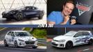 """BMW Série 8 é revelado, Rubens Barrichello irá dublar """"Carros 3"""", Hyundai i30 N nas 24 Horas de Nürburgring e mais!"""